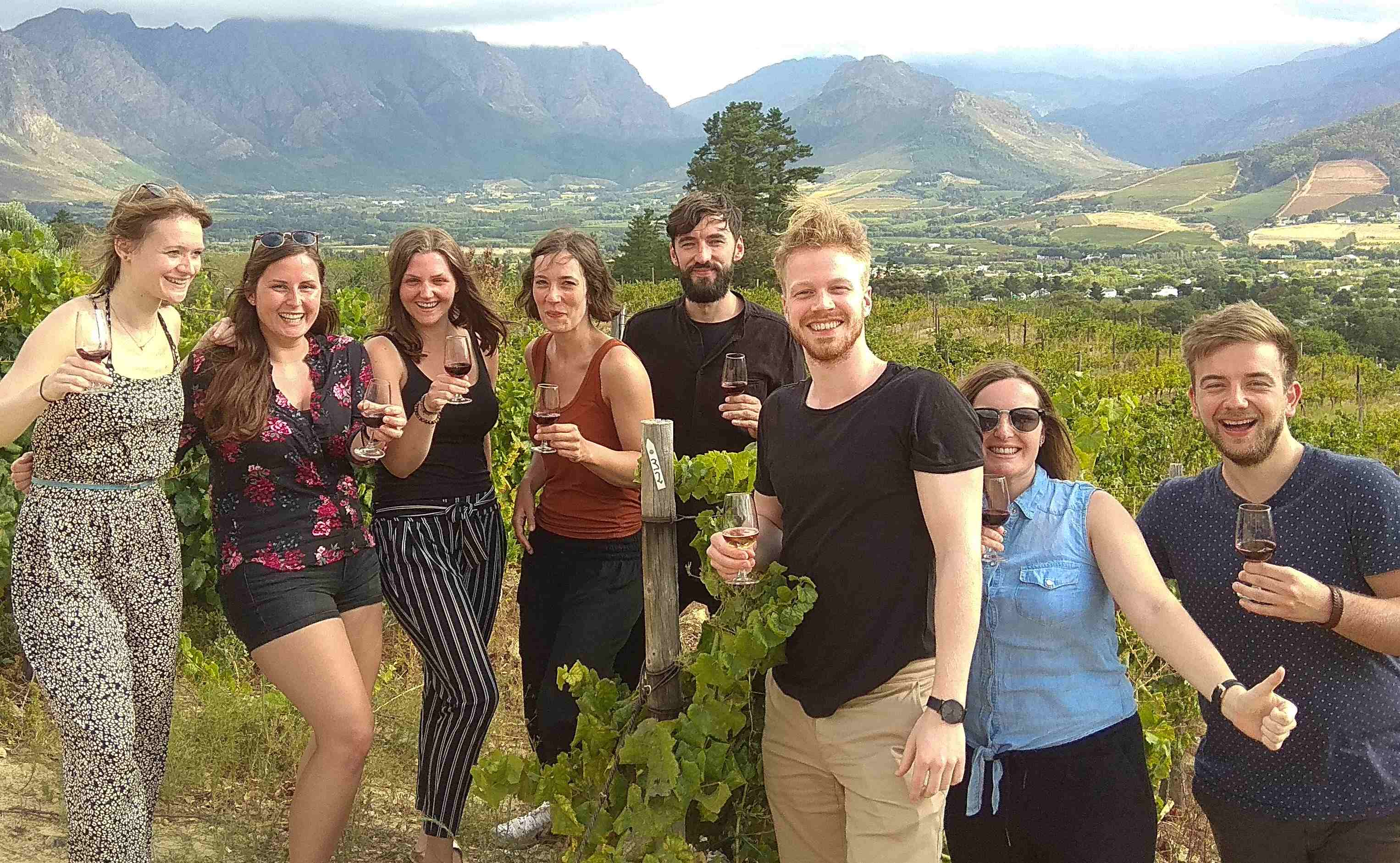 African Wine Tour
