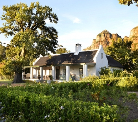 Boschendal Accommodation