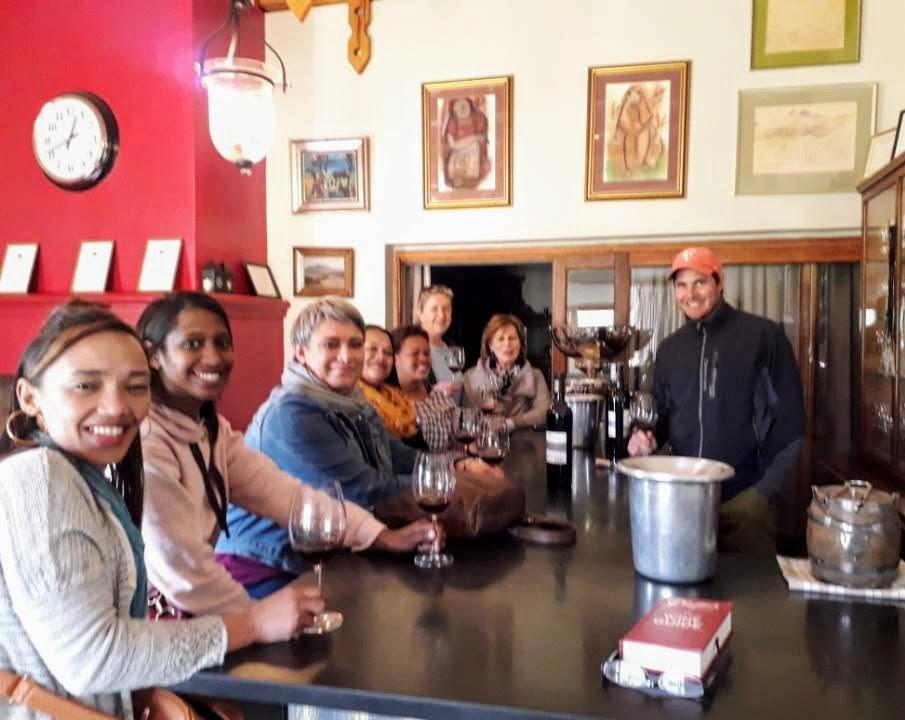 Jeanette Bosman Wine Tours