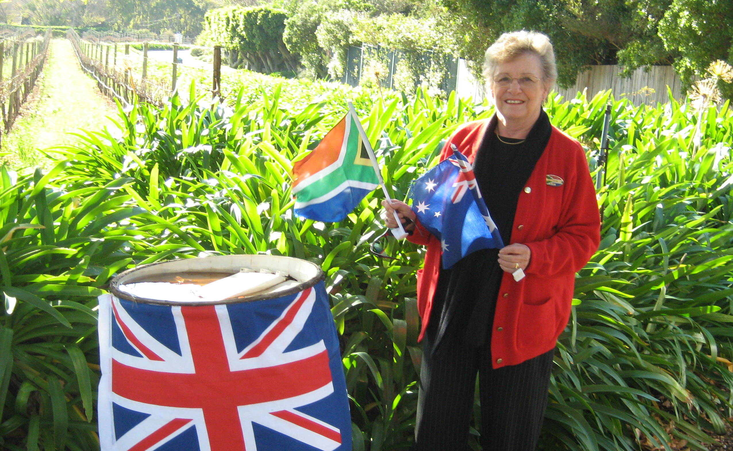 Judy Krohn Personal Itineraries & International Wine Experience