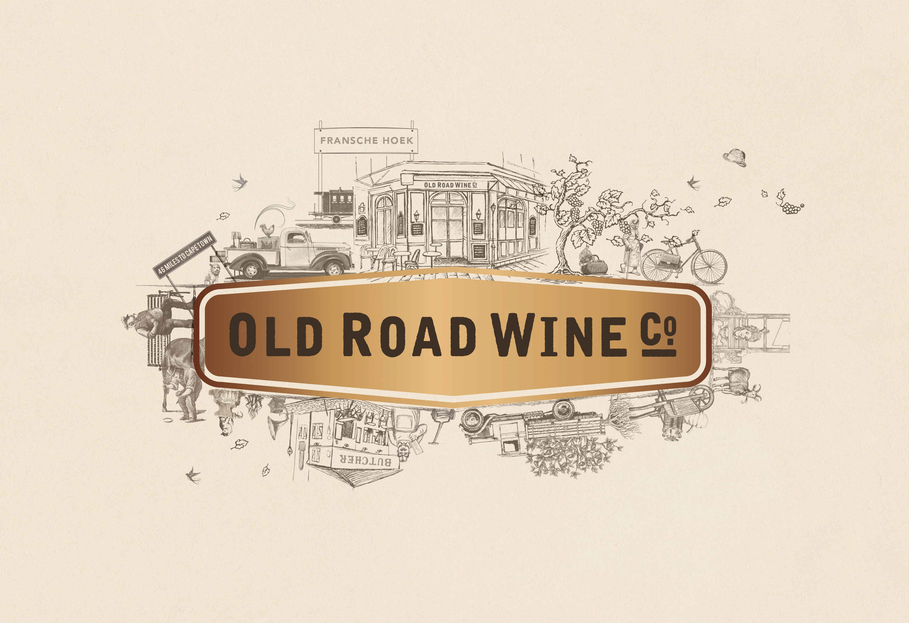 Old Road Wine Co