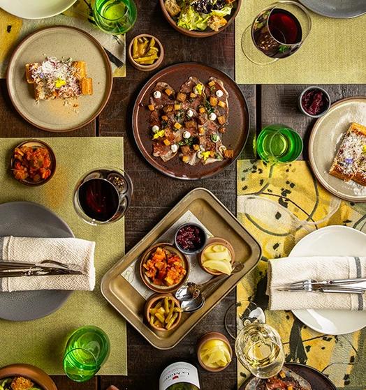 Pierneef à La Motte Restaurant