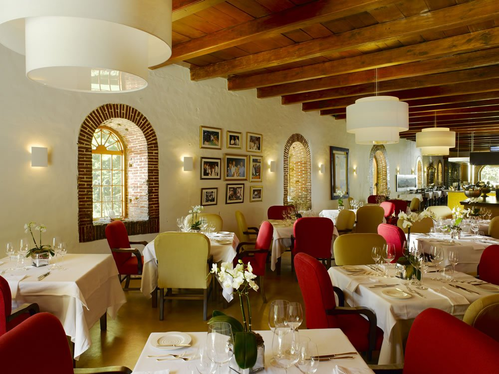 Rust en Vrede Restaurant (Dinner Only)